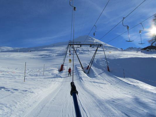 Davos - Rinerhorn